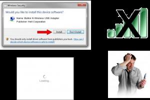 Problemas Internet y Wifi