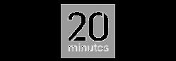 Veinte Minutos logo